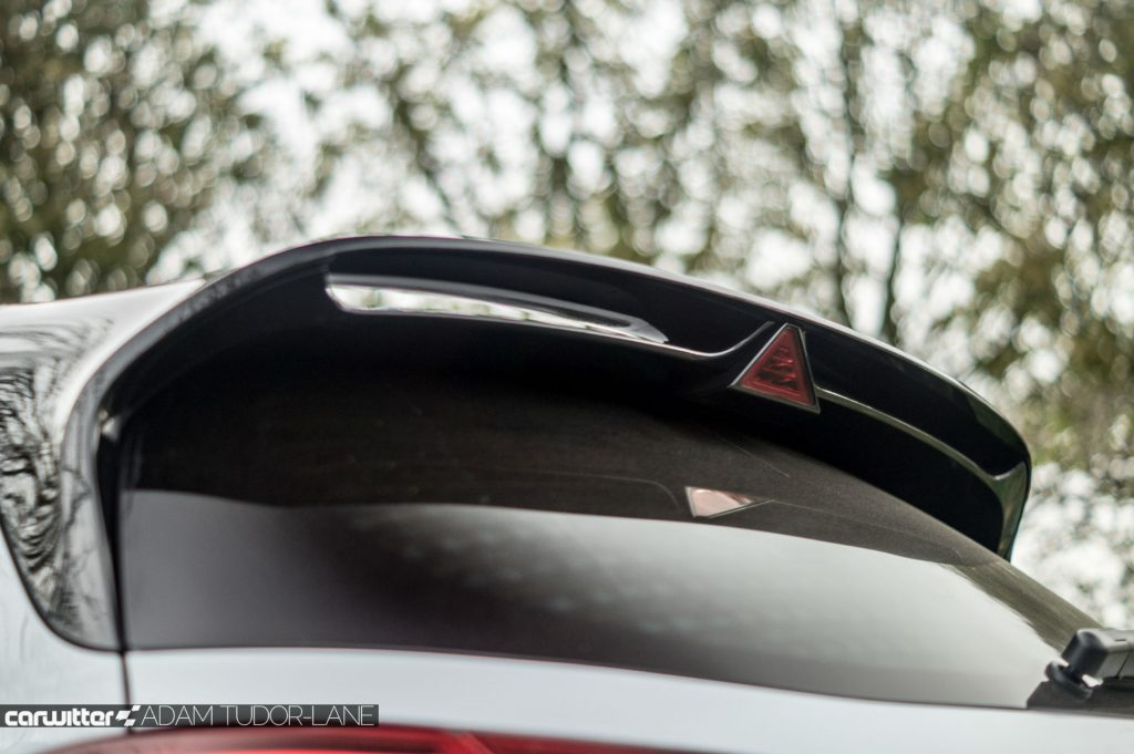 2018 Hyundai i30N Performance Pack Review Rear Spoiler carwitter 1024x681 - Hyundai i30N Performance Pack Review - Hyundai i30N Performance Pack Review