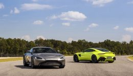 Aston Martin Vantage 2018 Main 260x150 - Aston Martin finally reveal an all-new Vantage - Aston Martin finally reveal an all-new Vantage