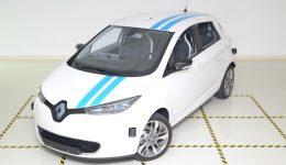 Renault Autonomous Zoe 260x150 - Renault Debut Autonomous Obstacle Avoidance System - Renault Debut Autonomous Obstacle Avoidance System
