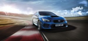 Subaru WRX STI Final Edition Front 2 300x140 - Subaru bid farewell to WRX STI with Final Edition - Subaru bid farewell to WRX STI with Final Edition