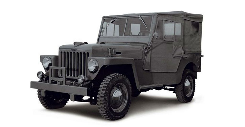 Toyota BJ Jeep 2 Carwitter 1024x529 - A brief history of the Toyota Land Cruiser - A brief history of the Toyota Land Cruiser