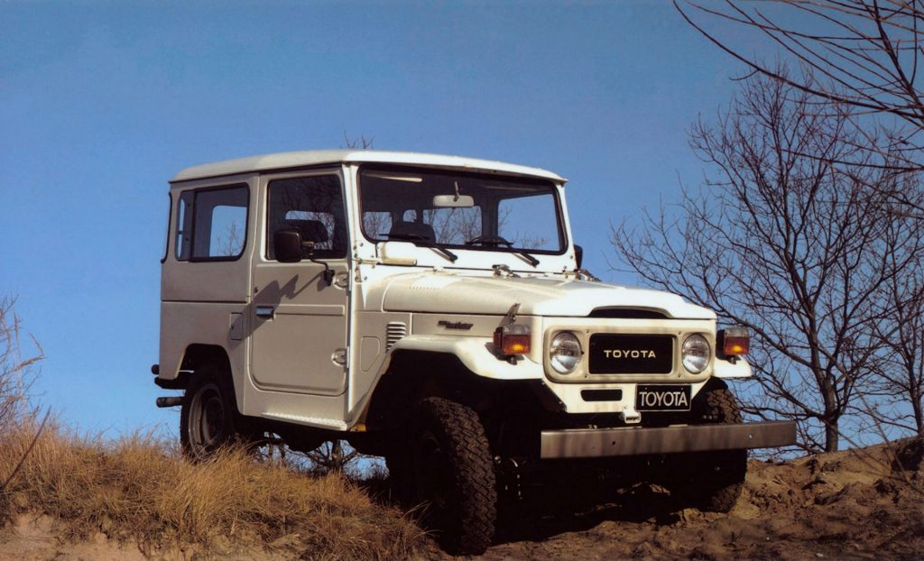 Toyota FJ40 Jeep carwitter 1024x622 - A brief history of the Toyota Land Cruiser - A brief history of the Toyota Land Cruiser