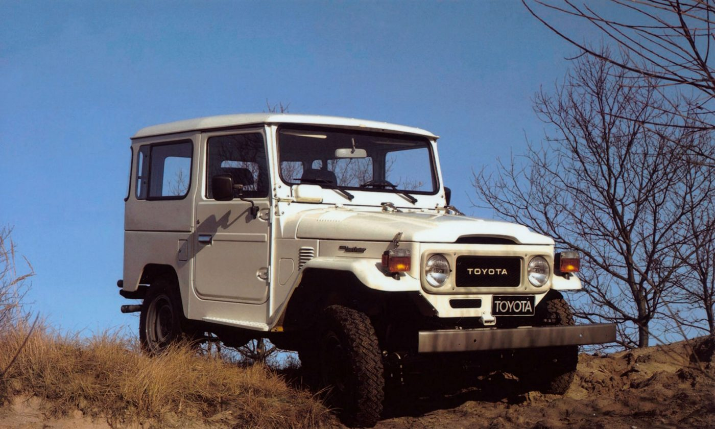 Toyota FJ40 Jeep carwitter 1400x840 - A brief history of the Toyota Land Cruiser - A brief history of the Toyota Land Cruiser