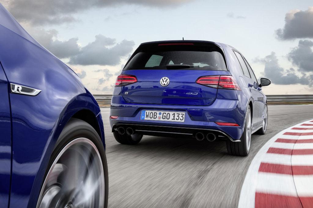 Volkswagen Golf R Performance Pack Main - Volkswagen Add Performance Pack for the Golf R - Volkswagen Add Performance Pack for the Golf R