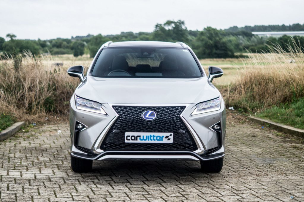 2017 Lexus RX 450h F Sport Review Front carwitter 1024x681 - 2017 Lexus RX 450h F Sport Review - 2017 Lexus RX 450h F Sport Review