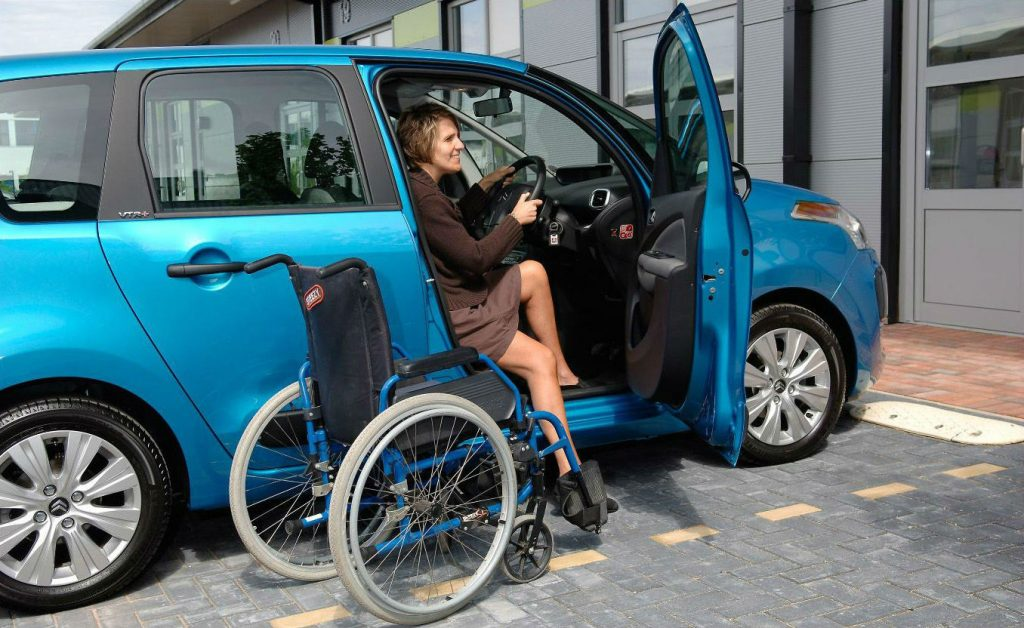 Citroen C3 Picasso Wheelchair carwitter 1024x628 - The Future of Disabled Vehicles and the Auto Industry - The Future of Disabled Vehicles and the Auto Industry