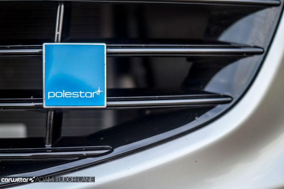 2017 Volvo V60 Polestar Review Polestar Badge carwitter - 2017 Volvo V60 Polestar Review - 2017 Volvo V60 Polestar Review - Polestar Badge - carwitter