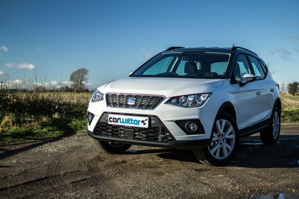 2018 SEAT Arona Review Front Angle carwitter 1024x681 - SEAT Arona Review 2018 - SEAT Arona Review 2018