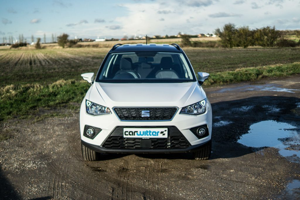 2018 SEAT Arona Review Front carwitter 1024x681 - SEAT Arona Review 2018 - SEAT Arona Review 2018