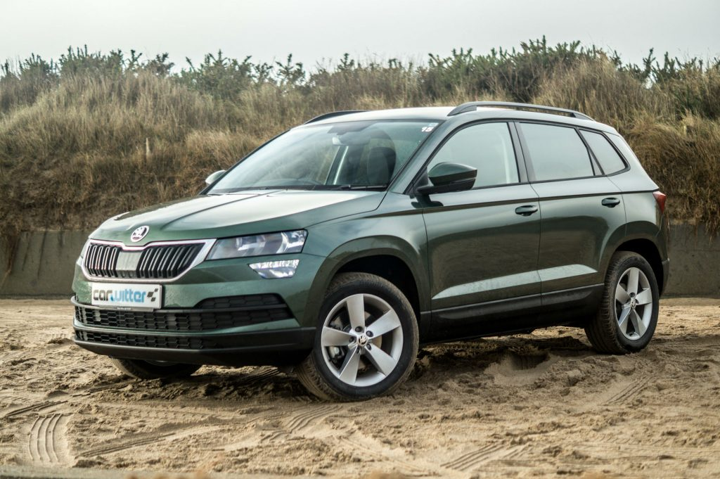 2018 Skoda Karoq 4x4 Review Three Corner Close carwitter 1024x681 - Skoda Karoq 4x4 Review - Skoda Karoq 4x4 Review
