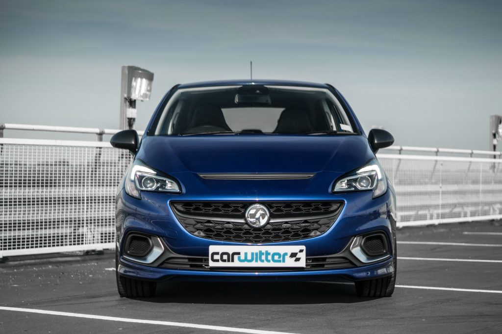 2018 Vauxhall Corsa VXR Performance Pack Review Front Low carwitter 1024x681 - 2018 Vauxhall Corsa VXR 'Perfomance Pack' Review - 2018 Vauxhall Corsa VXR 'Perfomance Pack' Review