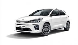 Kia Rio GT Line Front 260x150 - Kia Release Images and Details of Rio GT-Line - Kia Release Images and Details of Rio GT-Line