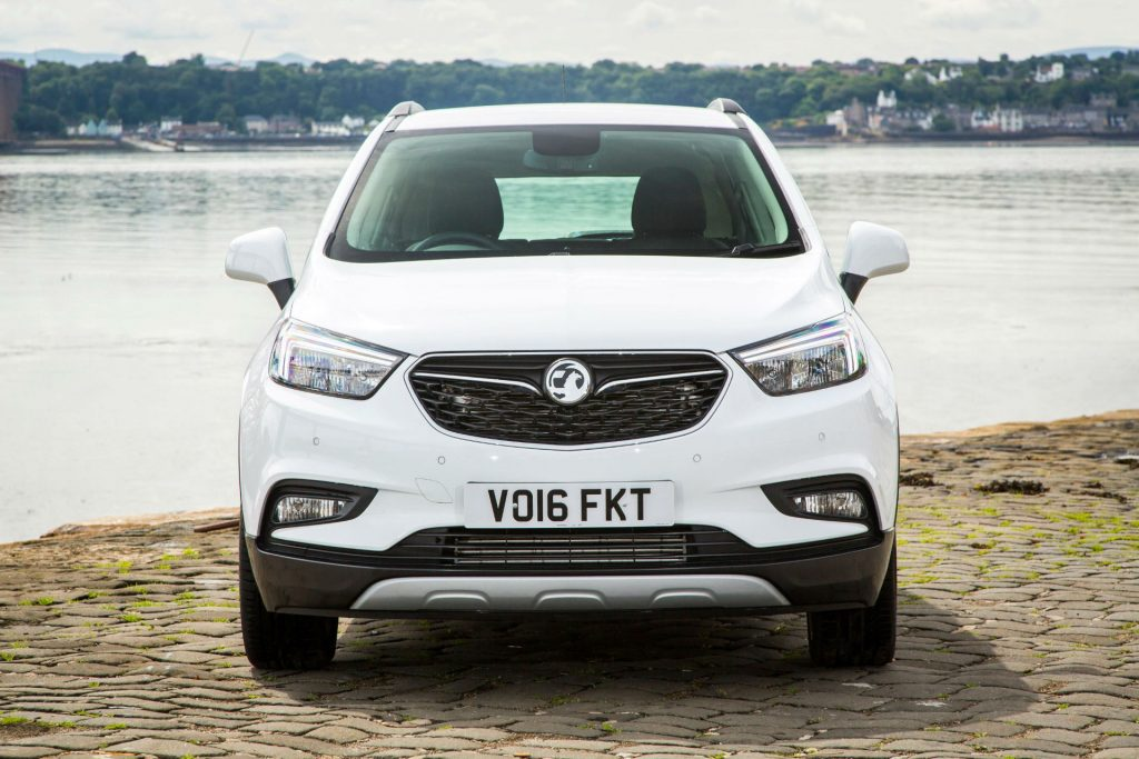 Vauxhall Mokka X Front 1024x683 - We take a look at the Vauxhall Mokka X - We take a look at the Vauxhall Mokka X