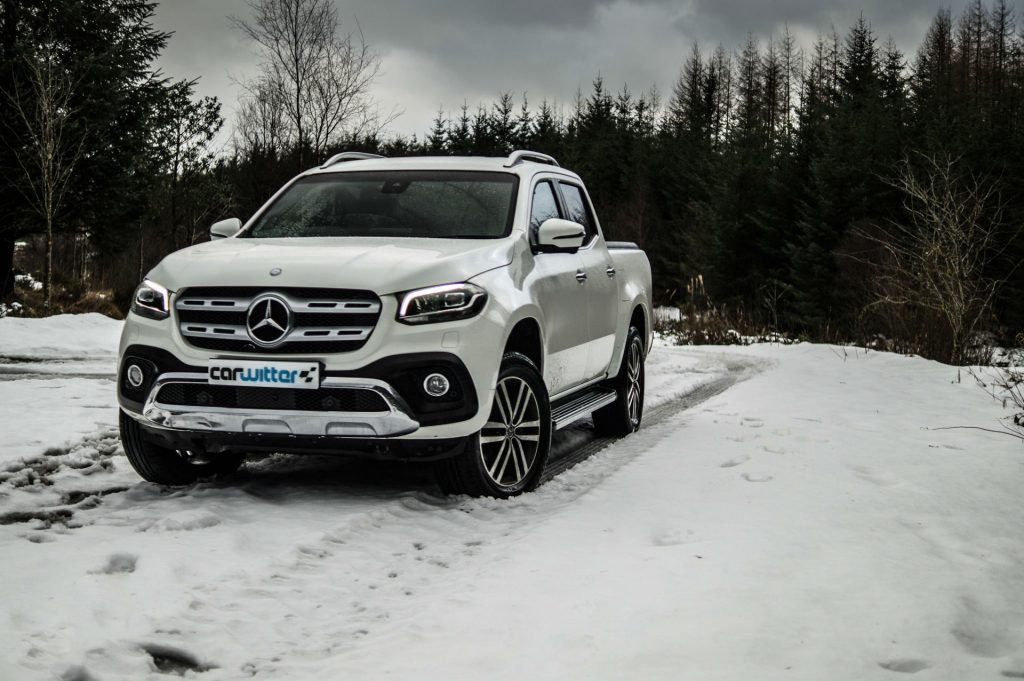 2018 Mercedes Benz X Class Review Front On Main carwitter 1024x681 - Mercedes X Class Review - Mercedes X Class Review