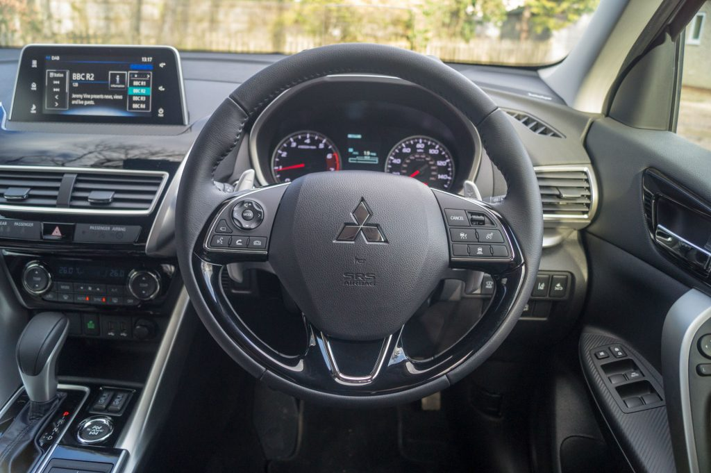 2018 Mitsubishi Eclipse Cross Review 10 carwitter 1024x681 - Mitsubishi Eclipse Cross Review - Mitsubishi Eclipse Cross Review