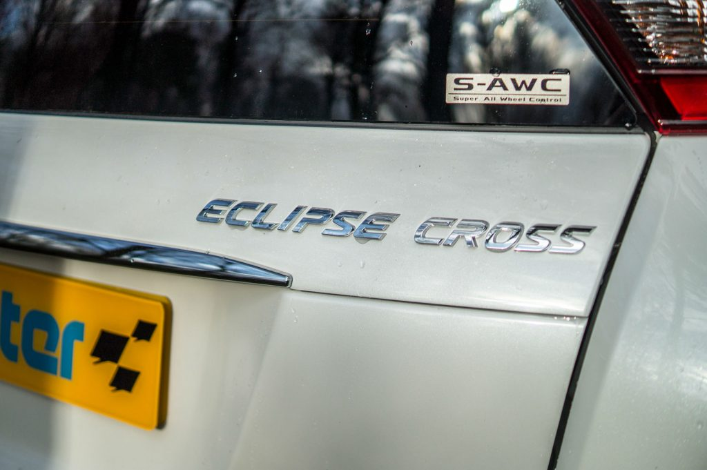 2018 Mitsubishi Eclipse Cross Review Badge carwitter 1024x681 - Mitsubishi Eclipse Cross Review - Mitsubishi Eclipse Cross Review