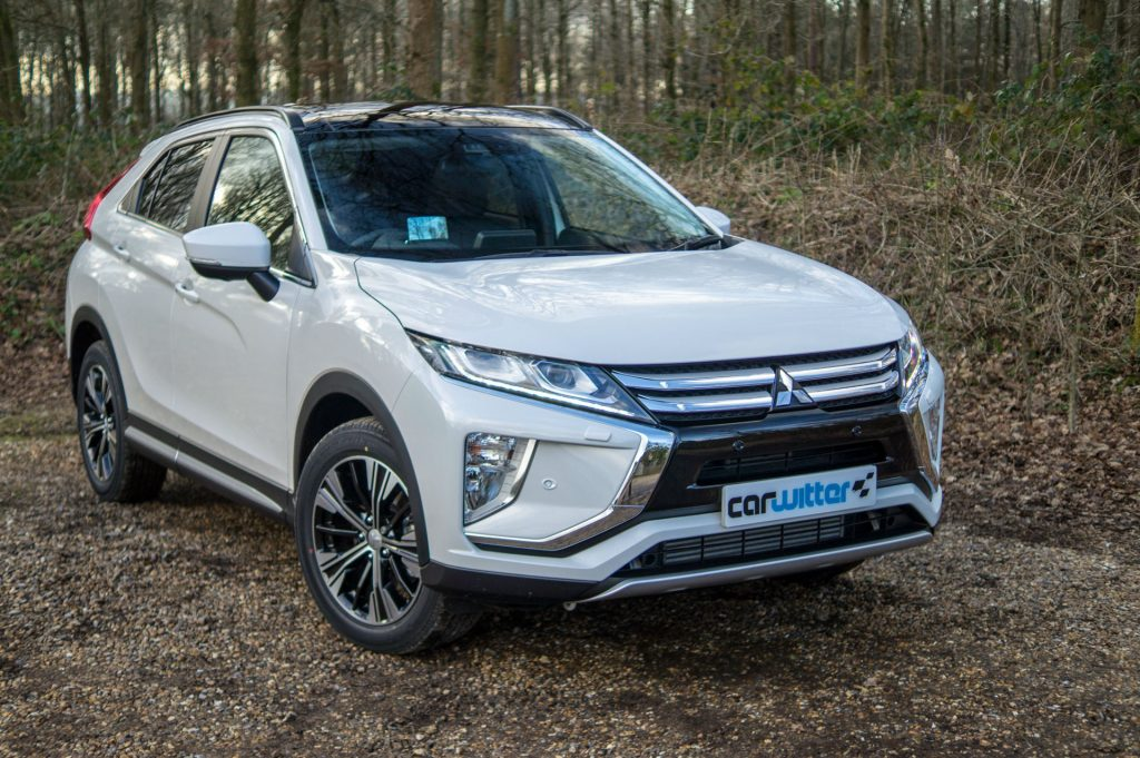 2018 Mitsubishi Eclipse Cross Review Front Angle Close carwitter 1024x681 - Mitsubishi Eclipse Cross Review - Mitsubishi Eclipse Cross Review