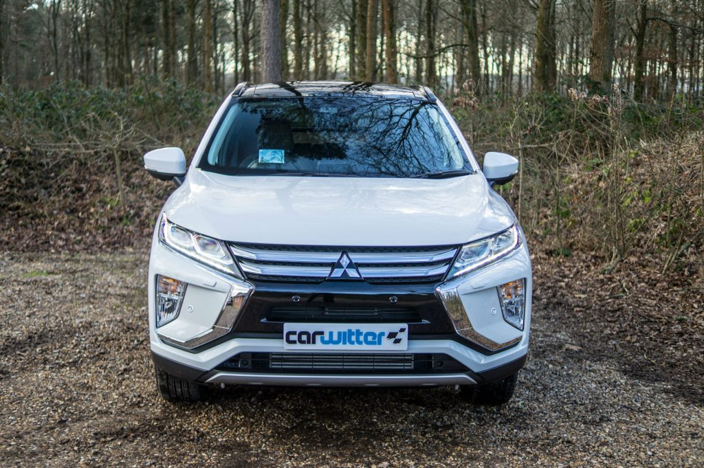 2018 Mitsubishi Eclipse Cross Review Front carwitter 1024x681 - Mitsubishi Eclipse Cross Review - Mitsubishi Eclipse Cross Review