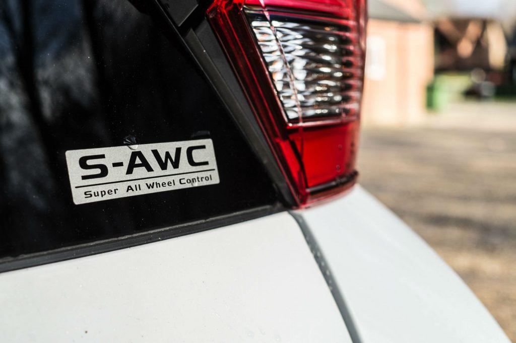 2018 Mitsubishi Eclipse Cross Review SAWC Badge carwitter 1024x681 - Mitsubishi Eclipse Cross Review - Mitsubishi Eclipse Cross Review