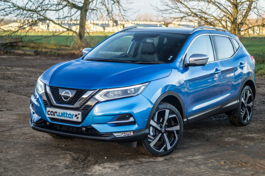 2018 Nissan Qashqai Review Angle Close carwitter 1024x681 - 2018 Nissan Qashqai Review - 2018 Nissan Qashqai Review