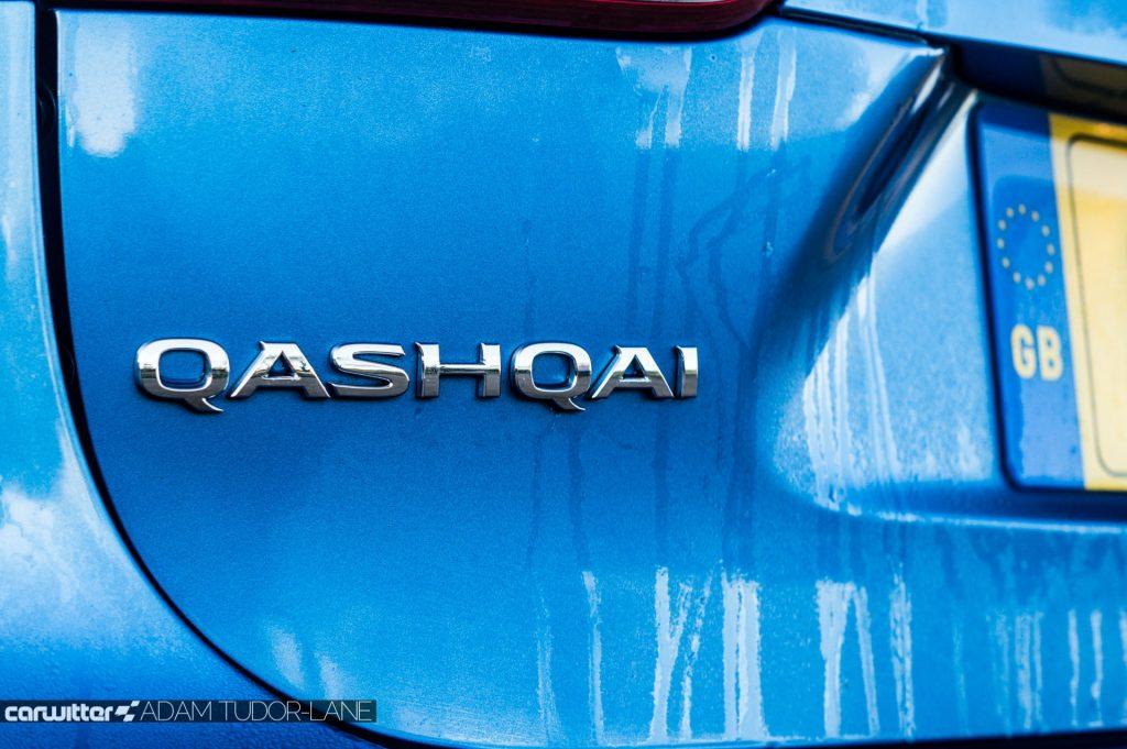 2018 Nissan Qashqai Review Badge carwitter 1024x681 - 2018 Nissan Qashqai Review - 2018 Nissan Qashqai Review