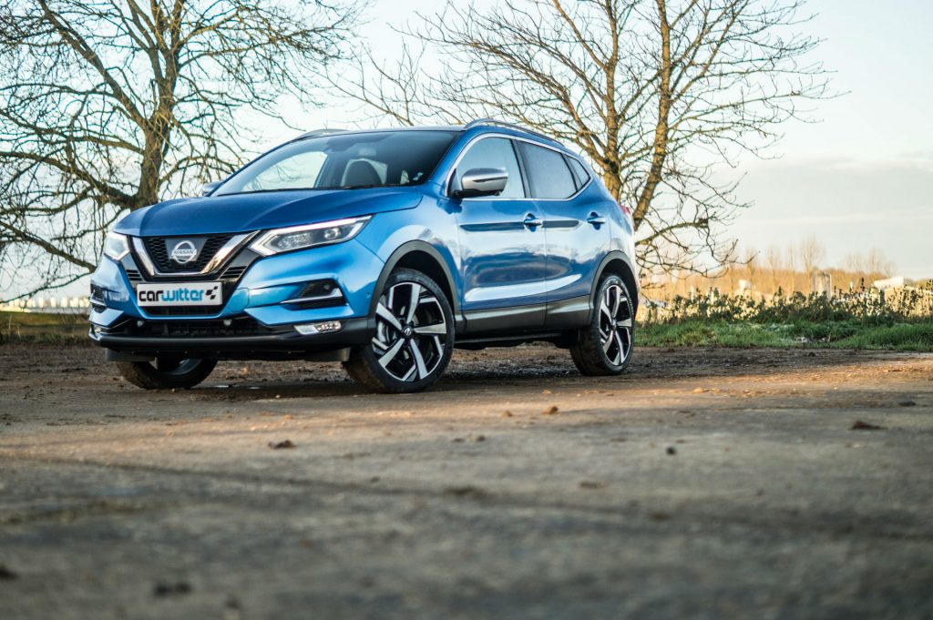 2018 Nissan Qashqai Review Front Anlge Low carwitter 1024x681 - 2018 Nissan Qashqai Review - 2018 Nissan Qashqai Review