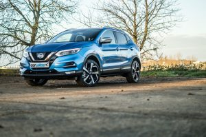 2018 Nissan Qashqai Review Front Anlge Low carwitter 300x199 - 2018 Nissan Qashqai Review - 2018 Nissan Qashqai Review