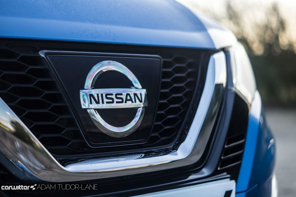 2018 Nissan Qashqai Review Grille carwitter 1024x681 - 2018 Nissan Qashqai Review - 2018 Nissan Qashqai Review