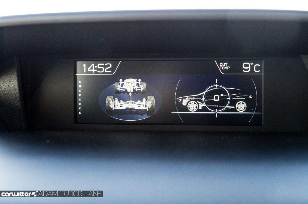 2018 Subaru XV Premium Review Dash Screen carwitter 1024x681 - 2018 Subaru XV Review - 2018 Subaru XV Review