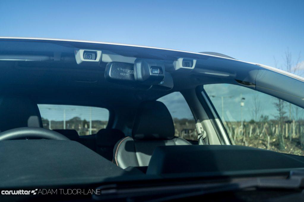 2018 Subaru XV Premium Review Eyesight Camera 2 carwitter 1024x681 - 2018 Subaru XV Review - 2018 Subaru XV Review