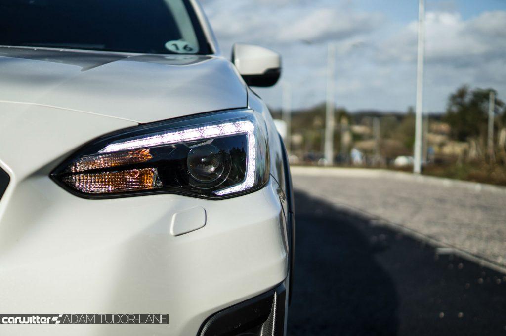 2018 Subaru XV Premium Review Headlight Detail carwitter 1024x681 - 2018 Subaru XV Review - 2018 Subaru XV Review