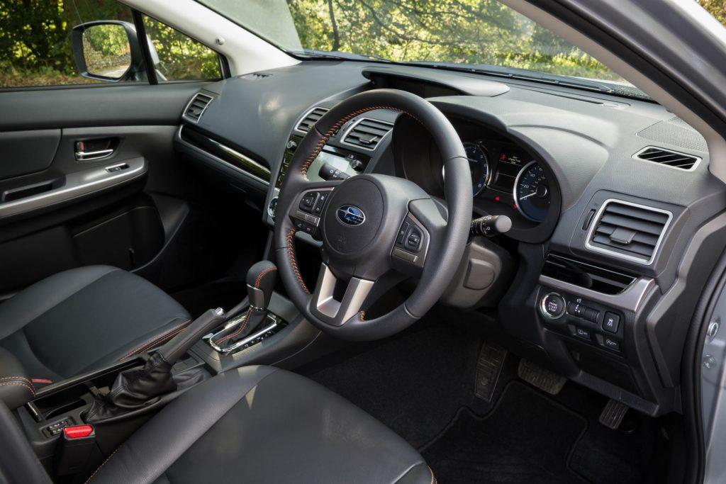 2018 Subaru XV Premium Review Interior carwitter 1024x683 - 2018 Subaru XV Review - 2018 Subaru XV Review