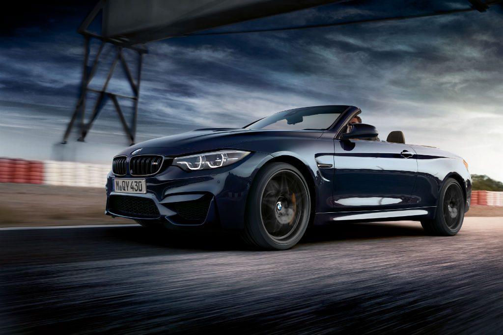 BMW M4 Convertible Edition 30 Jahre Front 1024x682 - BMW reveal celebratory M4 Convertible Edition 30 Jahre - BMW reveal celebratory M4 Convertible Edition 30 Jahre