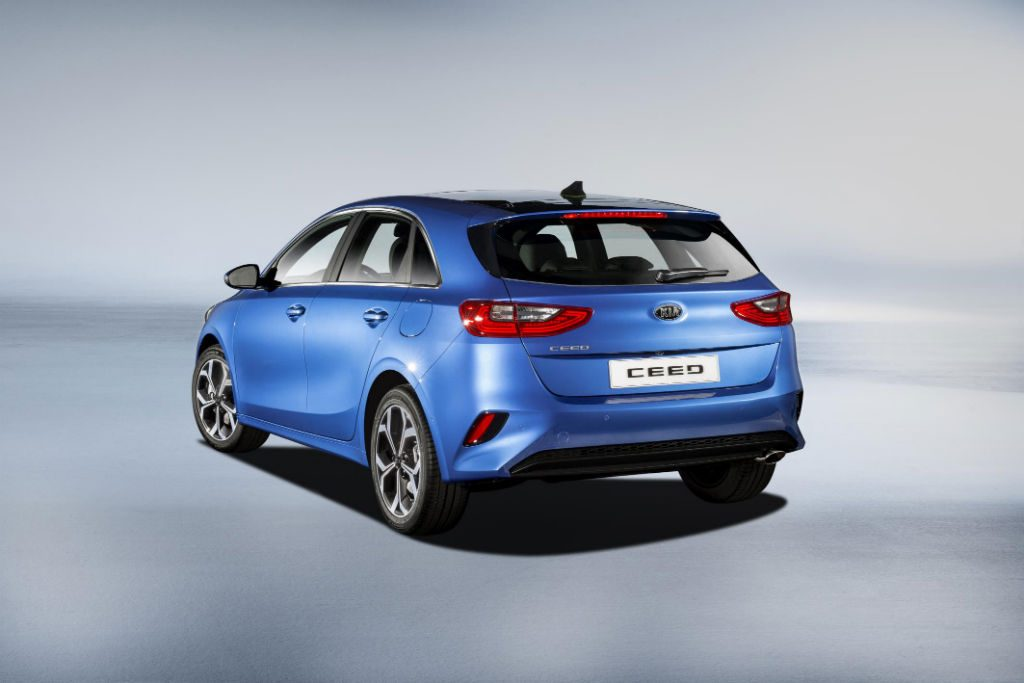 Kia Ceed 2018 Back 1024x683 - All-New Kia Ceed revealed ahead of Geneva Motor Show - All-New Kia Ceed revealed ahead of Geneva Motor Show