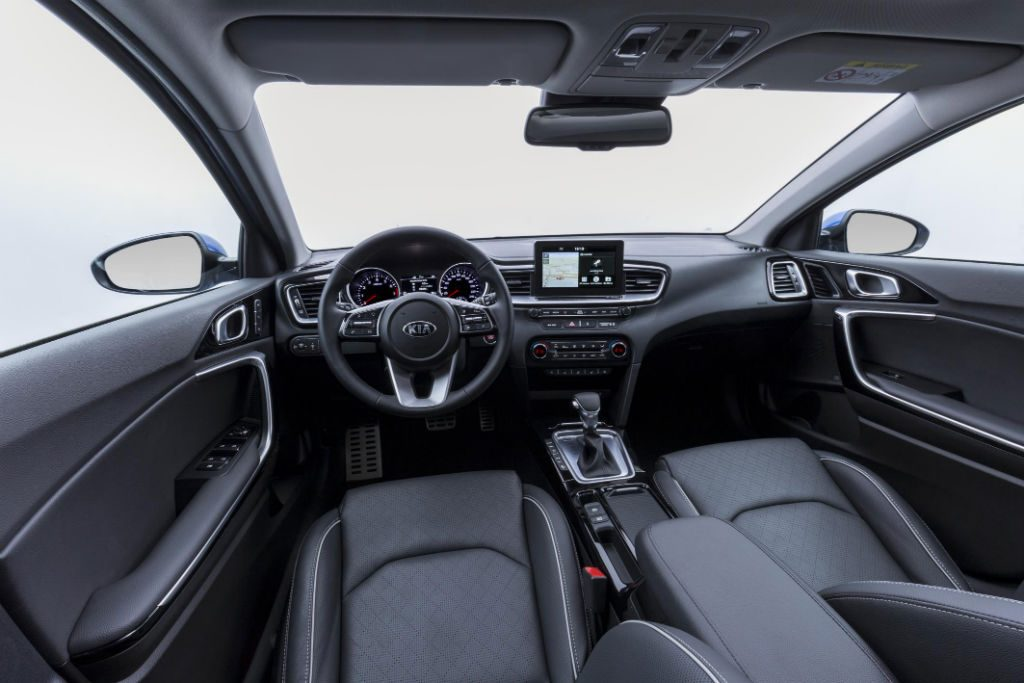 Kia Ceed 2018 Interior 1024x683 - All-New Kia Ceed revealed ahead of Geneva Motor Show - All-New Kia Ceed revealed ahead of Geneva Motor Show