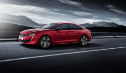 Peugeot 508 2018 Side 260x150 - All-new Peugeot 508 Unveiled - All-new Peugeot 508 Unveiled