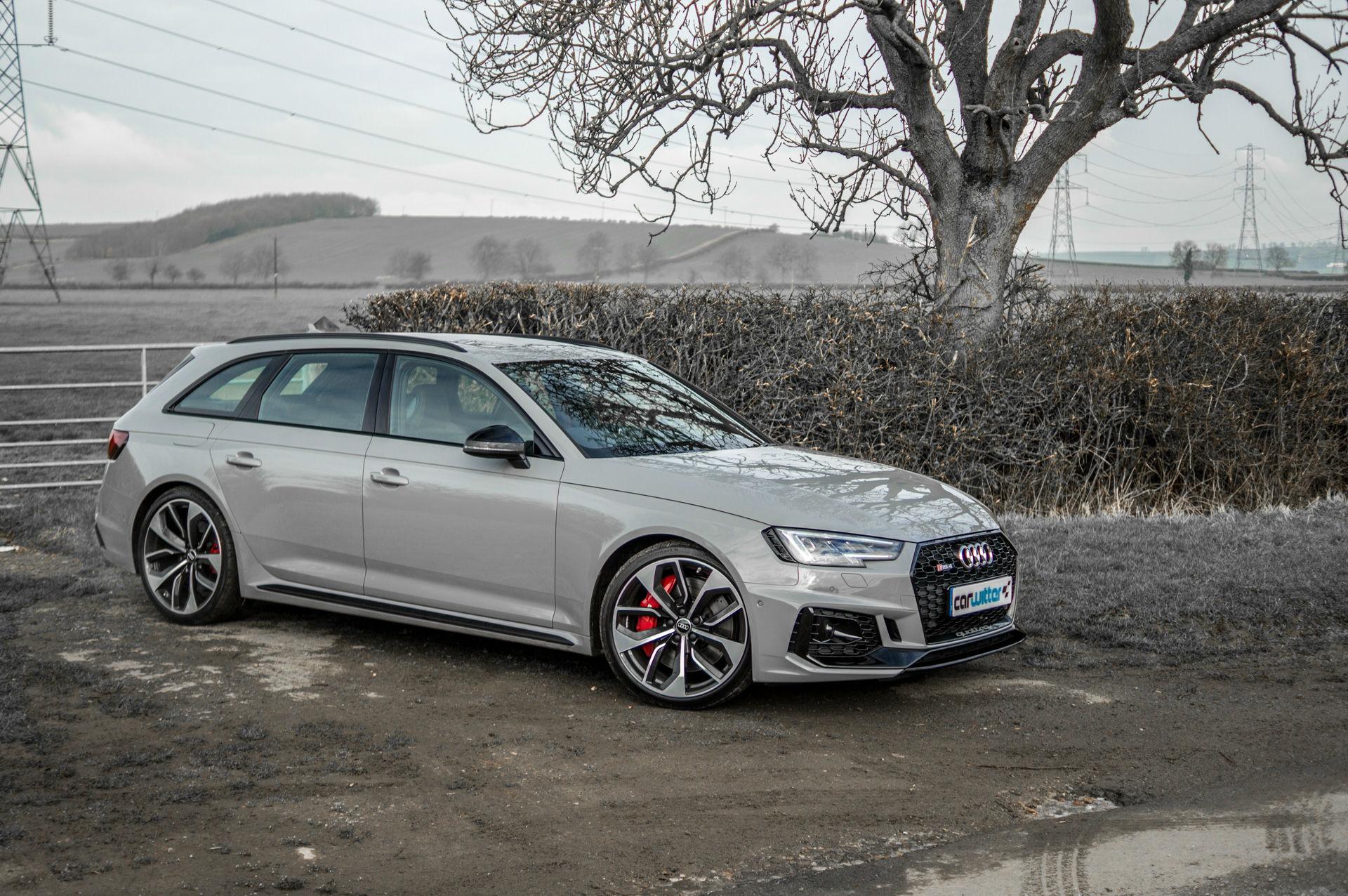 2018 Audi Rs4 Avant Review Carwitter