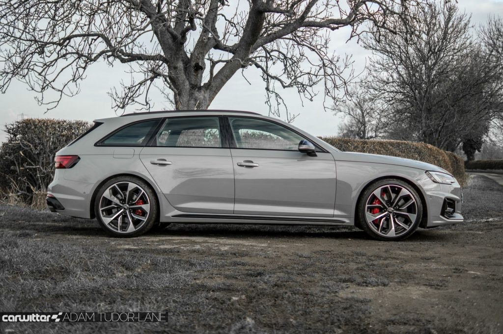 2018 Audi RS4 Review Side Scene carwitter 1024x681 - 2018 Audi RS4 Avant Review - 2018 Audi RS4 Avant Review