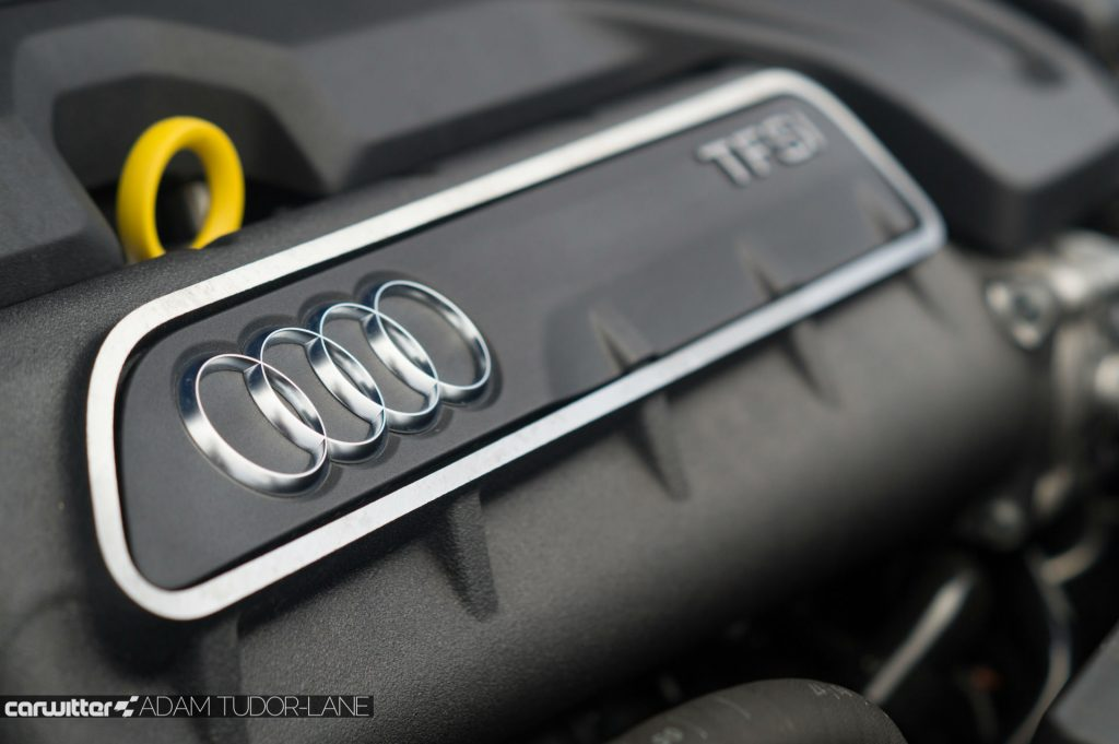 2018 Audi TT RS Review Engine Audi Rings carwitter 1024x681 - Preparing your car for storage - Preparing your car for storage