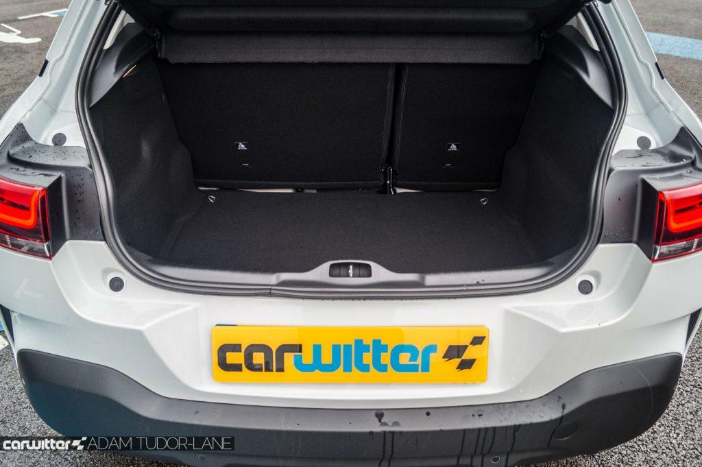 2018 Citroen C4 Cactus Review Boot carwitter 1024x681 - 2018 Citroen C4 Cactus Review - 2018 Citroen C4 Cactus Review