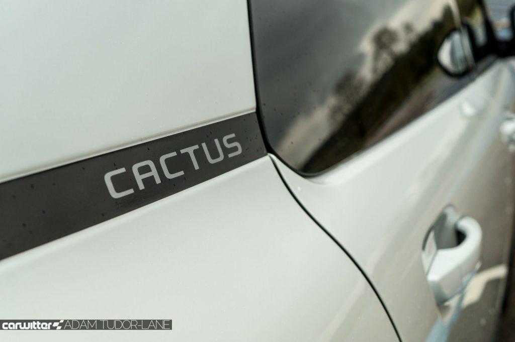2018 Citroen C4 Cactus Review Cactus Badge carwitter 1024x681 - 2018 Citroen C4 Cactus Review - 2018 Citroen C4 Cactus Review