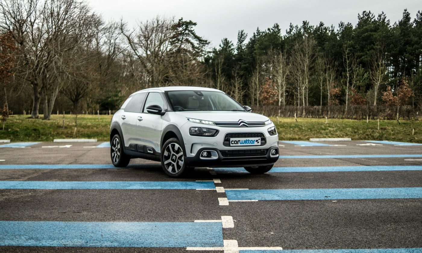 2018 Citroen C4 Cactus Review Front Angle carwitter 1400x840 - 2018 Citroen C4 Cactus Review - 2018 Citroen C4 Cactus Review