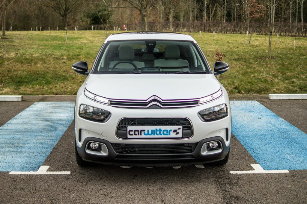 2018 Citroen C4 Cactus Review Front carwitter 1024x681 - 2018 Citroen C4 Cactus Review - 2018 Citroen C4 Cactus Review