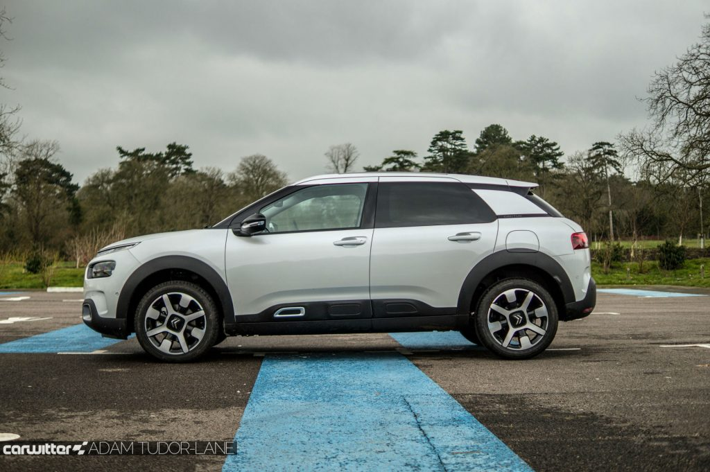 2018 Citroen C4 Cactus Review Side carwitter 1024x681 - 2018 Citroen C4 Cactus Review - 2018 Citroen C4 Cactus Review