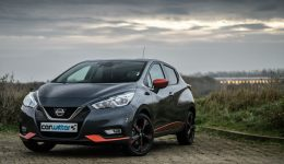 2018 Nissan Micra Review Front Side Angle carwitter 260x150 - 2018 Nissan Micra Review - 2018 Nissan Micra Review