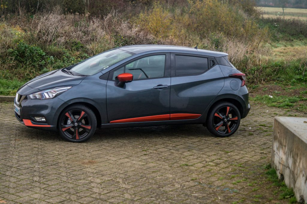 2018 Nissan Micra Review Side On carwitter 1024x681 - 2018 Nissan Micra Review - 2018 Nissan Micra Review