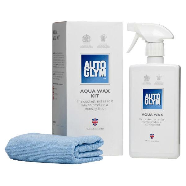 Autoglym Aqua Car Wax carwitter - Keeping your car clean on a budget - Autoglym Aqua Car Wax - carwitter