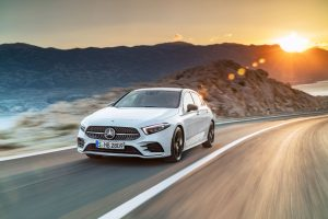 Mercedes A Class 2018 Front 2 300x200 - Mercedes announce pricing and specification for new A-Class - Mercedes announce pricing and specification for new A-Class