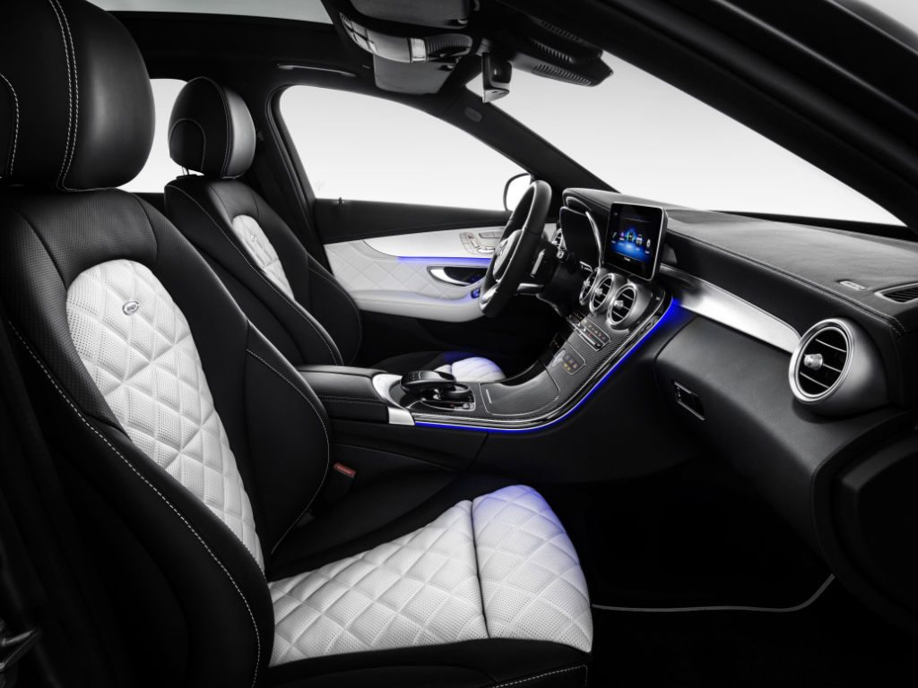 Mercedes A Class 2018 Interior 1024x768 - Mercedes announce pricing and specification for new A-Class - Mercedes announce pricing and specification for new A-Class