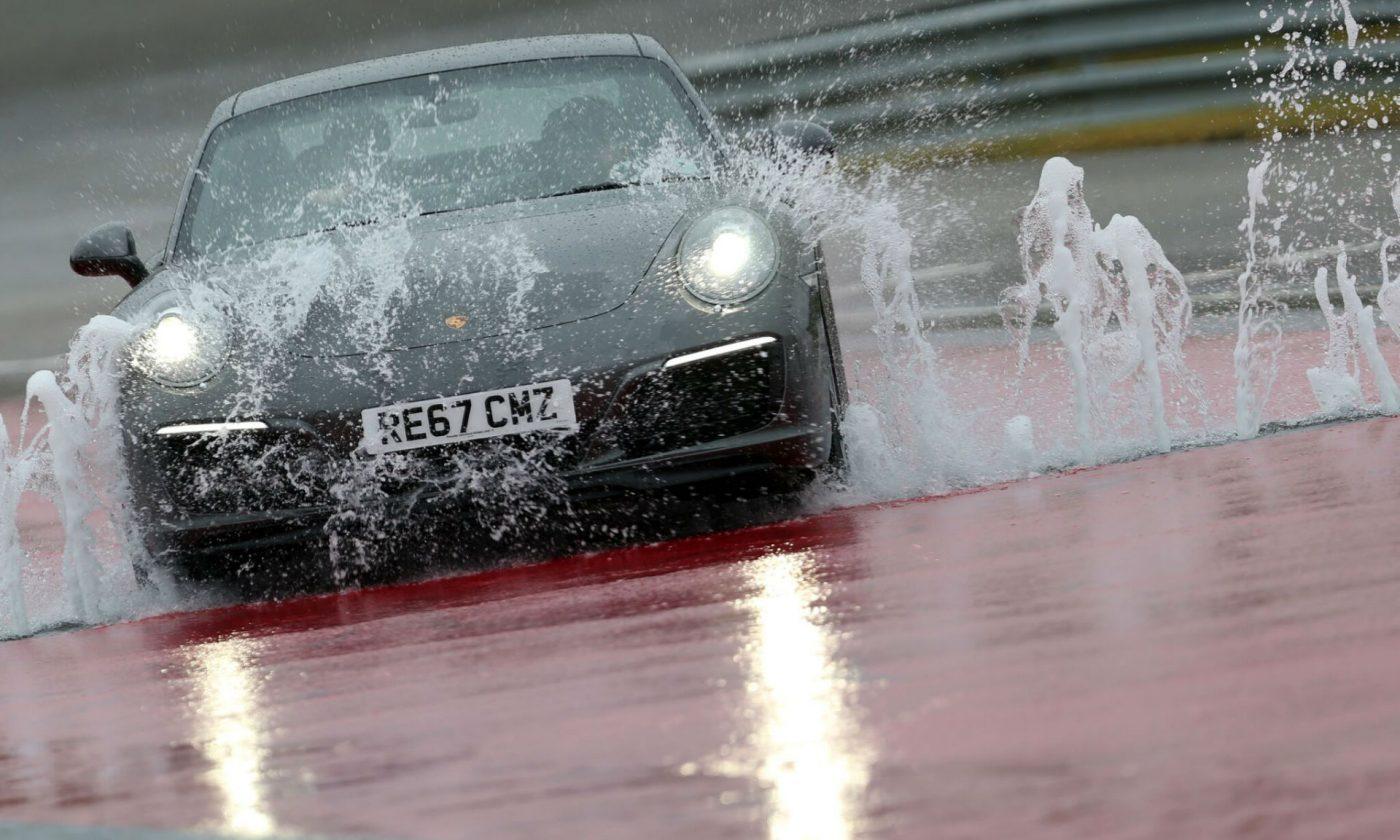 Porsche Experience Centre Silverstone All Wheel Drive 01 carwitter 1400x840 - Porsche All-Wheel Drive - Capable - Porsche All-Wheel Drive - Capable